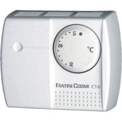 Thermostat d'ambiance à tension de vapeur