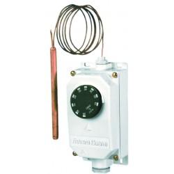 Thermostat capillaire en boitier étanche