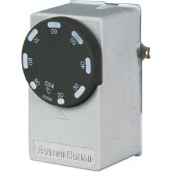 Thermostat d'applique pour tuyauterie