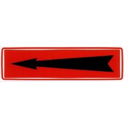 Etiquette autocollant 100x30mm